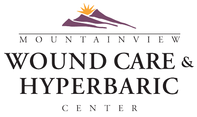 MountainView Wound Care and Hyperbaric Center logo